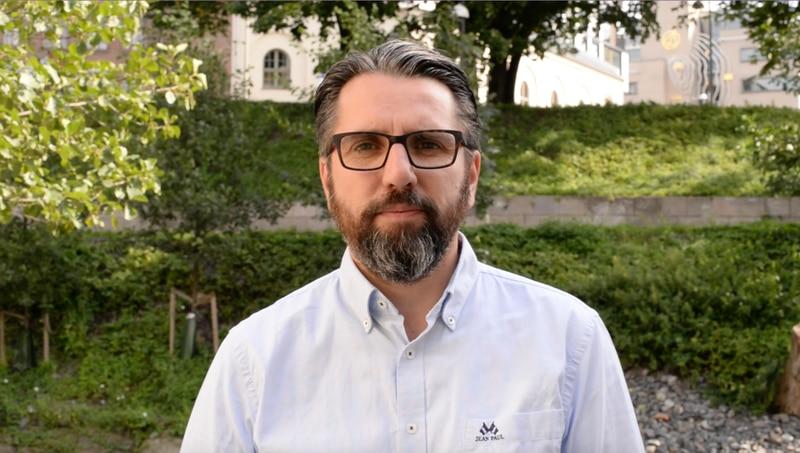 Øyvind Haraldseid, Generalsekretær, Misjonskirken Norge