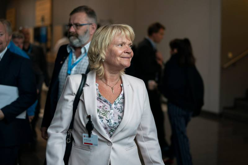 Frps landsmøte 2018. Kari Kjønaas Kjos