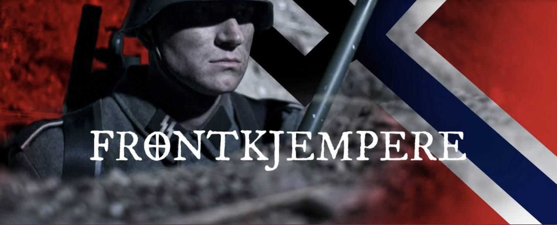 FRONTKJEMPERE: Fra serien Frontkjempere på NRK.