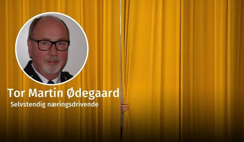 Tor Martin Ødegaard, forkynnelse, debatt