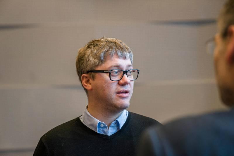 Kirkemøtet 2017. Martin Enstad