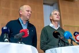 I dag viser Ap og Sp kortene – skal endre kurs for Norge