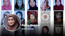 Prioriter hazara-folket nå