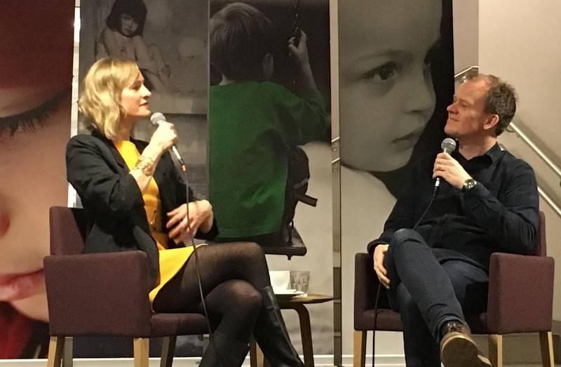 Byråd for helse-, eldre- og sosialtjenester i Oslo, Inga Marte Thorkildsen (SV), viste et sterkt engasjement for hovedstadens barn da hun ble intervjuet av Erik Andreassen på Bønn for Oslo. I det samme ordskiftet ba hun en bønn til Gud – selv om hun er ateist.