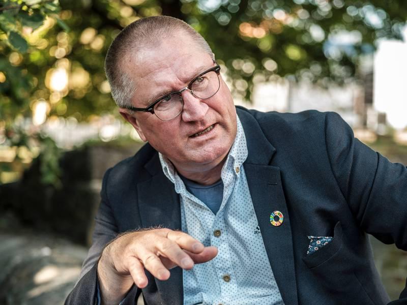 Geir Jørgen Bekkevold KrF