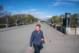 Økokrimforsker Petter Gottschalk tviler på at Nicolai Tangen vil få tillit som sjef for Oljefondet