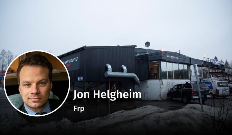 KRITISK TIL OPPROP: Jon Helgheim (Frp) har undersøkt nærmere noen av personene bak oppropet til støtte for Islam Net. Han er ikke begeistret for funnene.