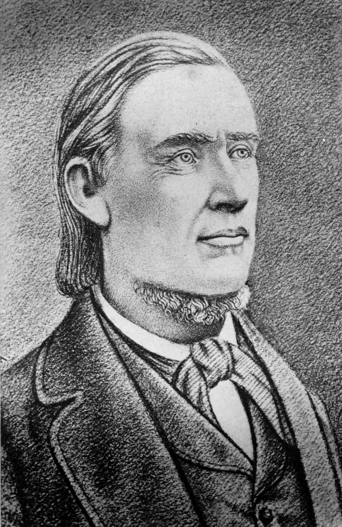 FEMINIST: Ifølge Kjell Magne Bondevik var lekpredikanten Hans Nielsen Hauge både en forkynner, gründer og feminist.