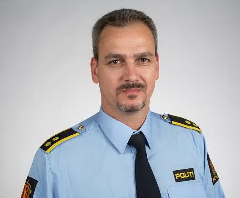 Politioverbetjent Bjørn-Erik Ludvigsen i Kripos