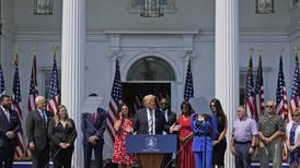 Donald Trump på scenen igjen: Personlig hevn, politisk teater og kamp om stemmeretten