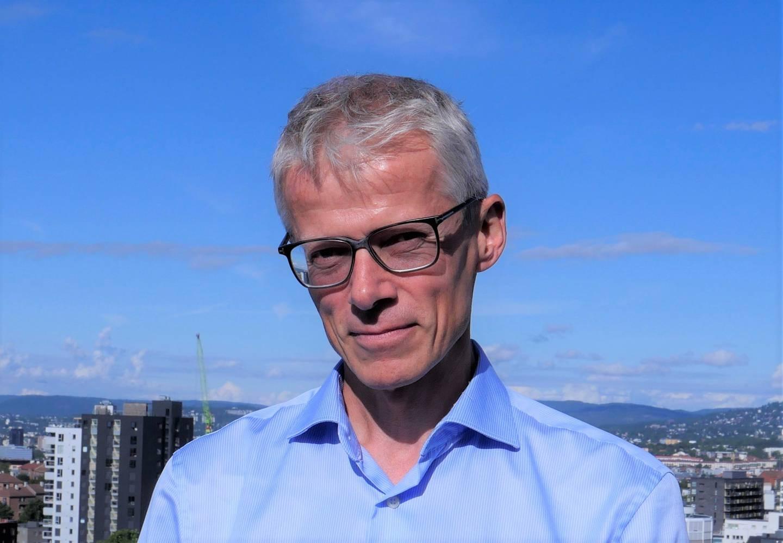 Hans Christian Holte, arbeids- og velferdsdirektør