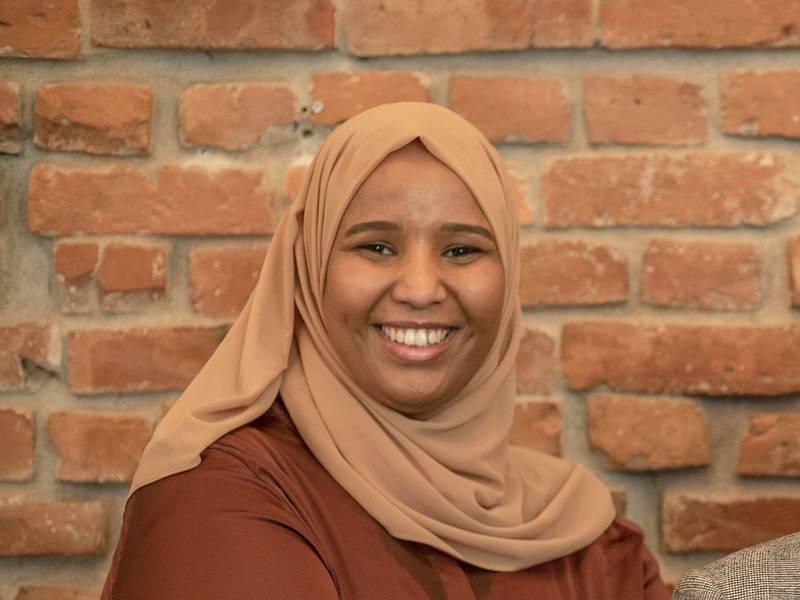 Marian Hussein, 2. Kandidat Oslo SV