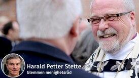 Biskop Atle Sommerfeldt bør fortsette